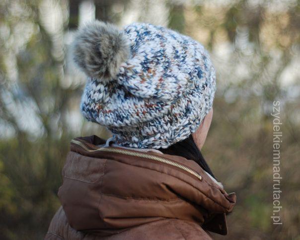 czapka melanz bez turkus5